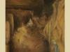 pastel       bez názvu      Stratenská j. Májová chodba – kotol