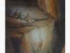 pastel       Výstup     Stratenská j.    Hlavná chodba – most